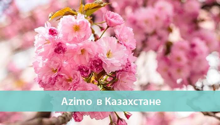 azimo v kazakhstane
