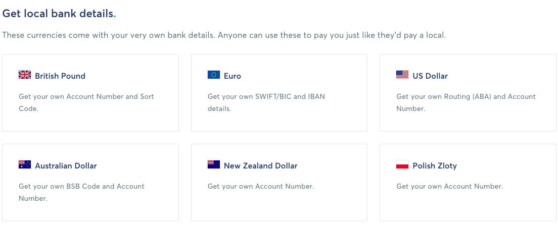 банківські реквізити трансфервайс