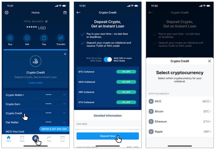 crypto earn