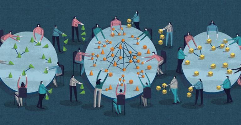 децентрализованная система блокчейн