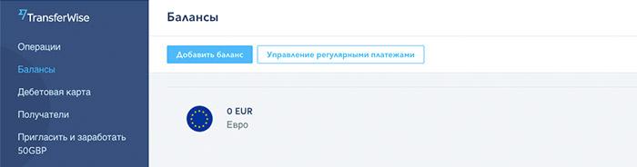 Грошові перекази TransferWise
