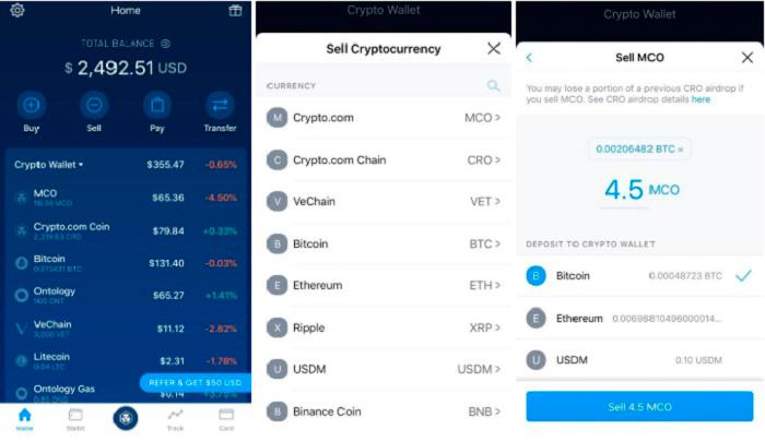 prodat kriptovalyutu v crypto com