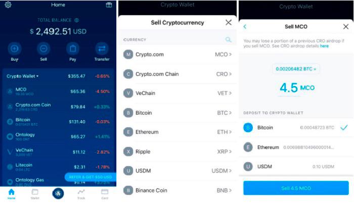 prodaty kriptovalyutu u crypto com
