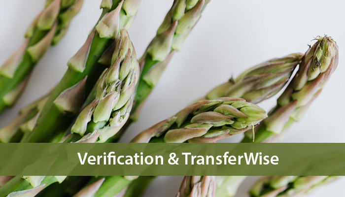 verification transferwise