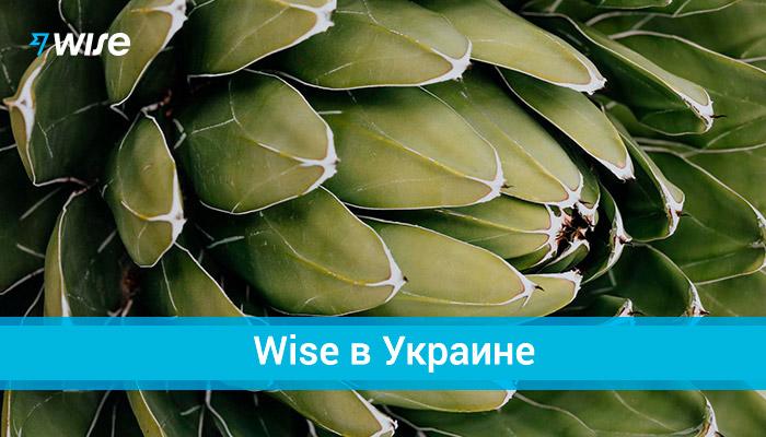 сервис денежных переводов Wise в Украине